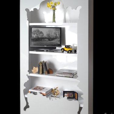 Shadow Box Bookcase
