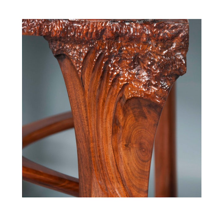 Image 3: Abstract Organic Expressionism in Furniture™ End Tables