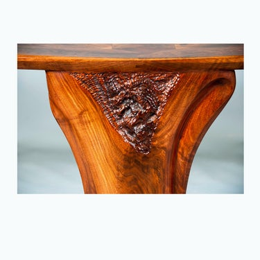 Image 2: Abstract Organic Expressionism in Furniture™ Coffee Table
