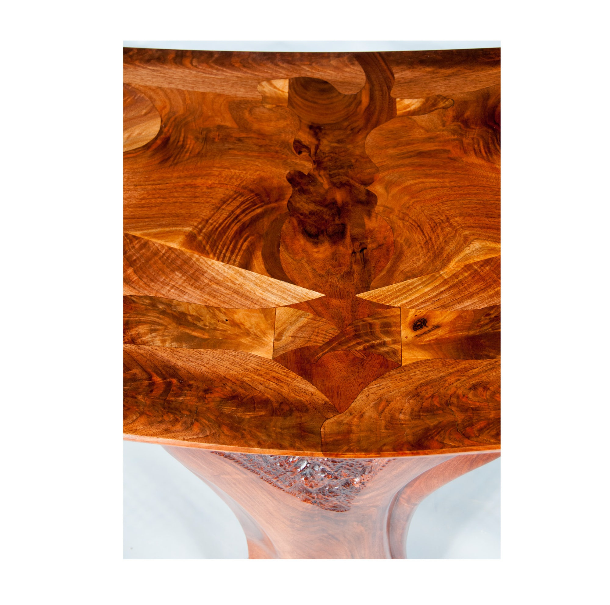 Image 3: Abstract Organic Expressionism in Furniture™ Coffee Table