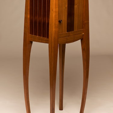 Stepped Cabinet #1