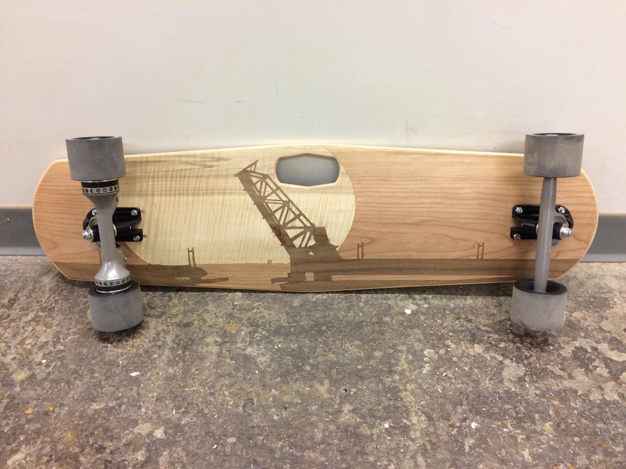 Bridge Skateboard