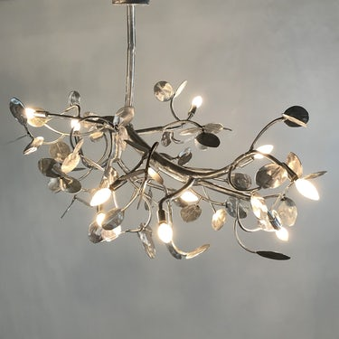Mangrove NewGROWTH chandelier