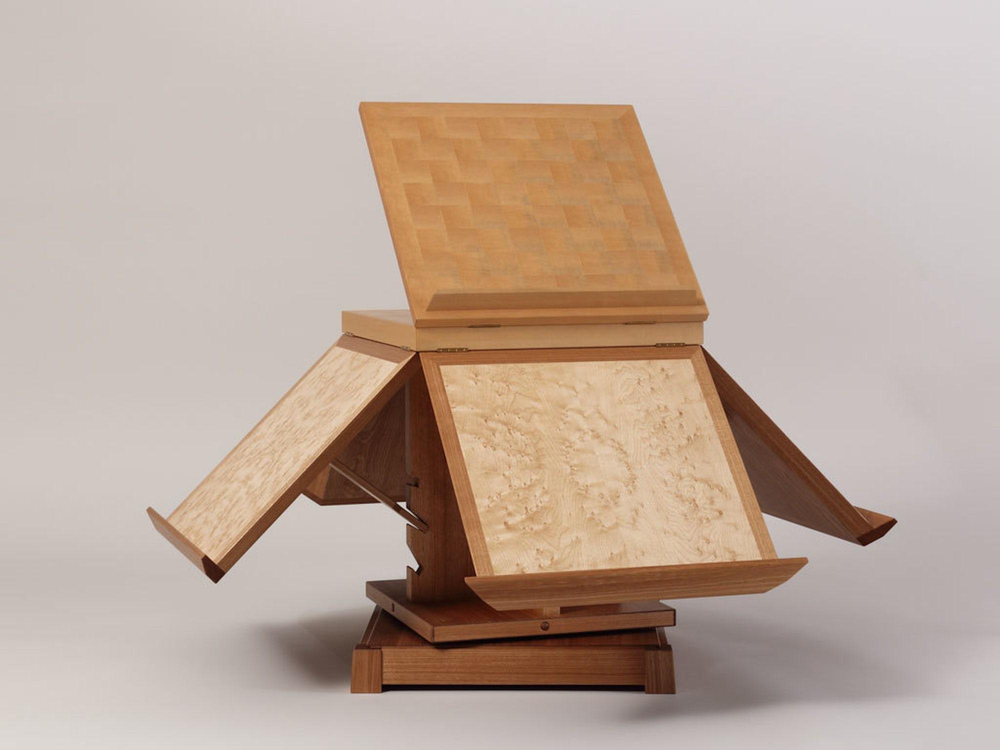 Jeffersonian Book Stand