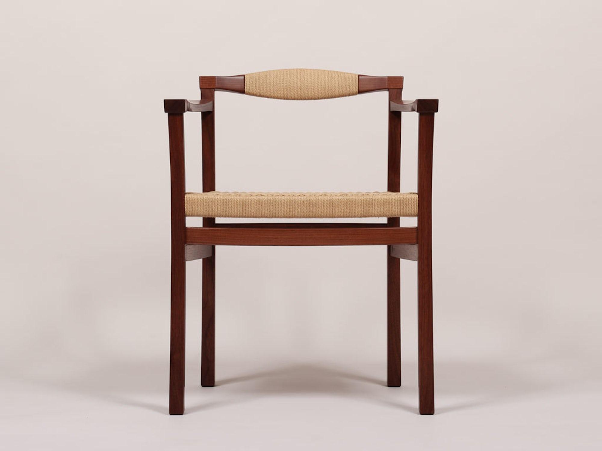 Black Walnut Armchair