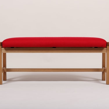 Red Elm Bench