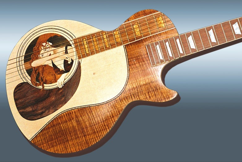 The Muse for Gibson Custom Shop
