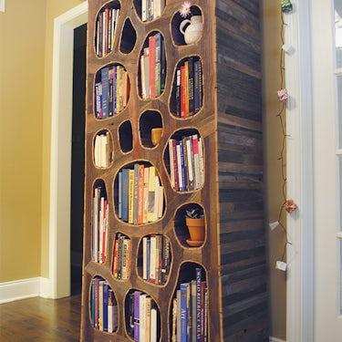 Recycledelic Bookshelf