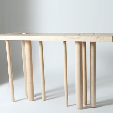 Eight Legs Console Table