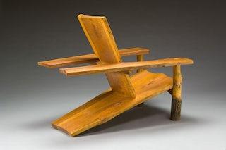 Rustelegant Adirondack chair