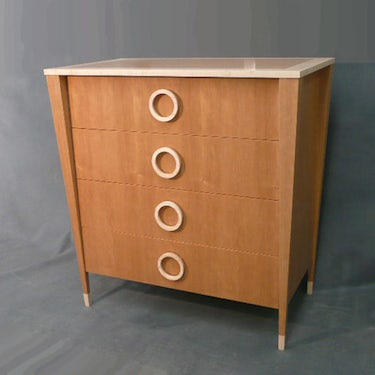 Cherry-Maple-Chest-of-Drawers