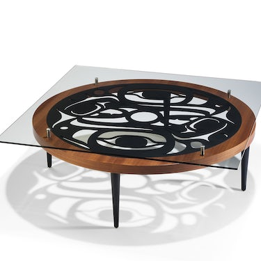 Spindle Whorl Table >Sabina Hill with Mark Preston