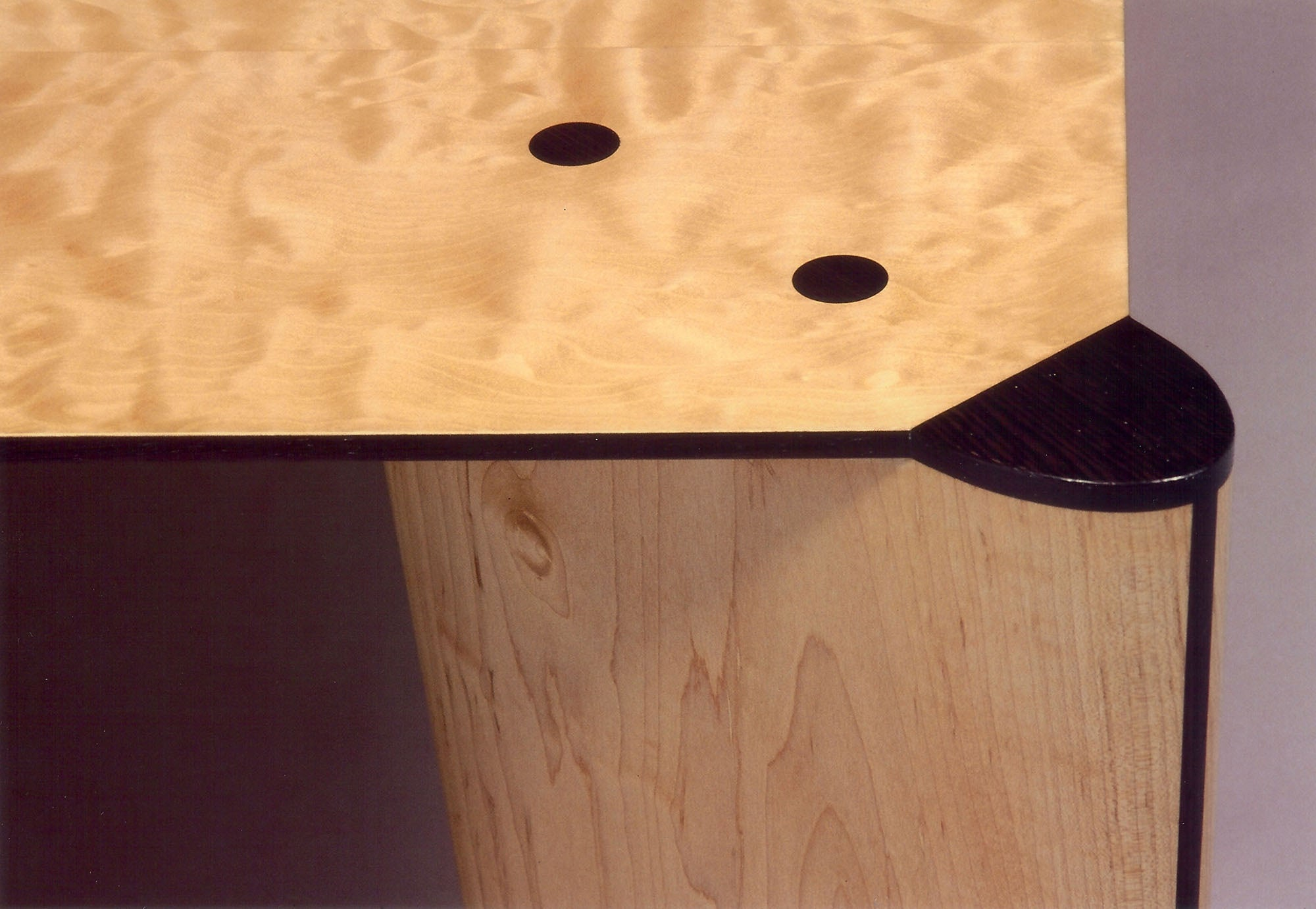 Lo Coffee Table Detail by Todd Ouwehand