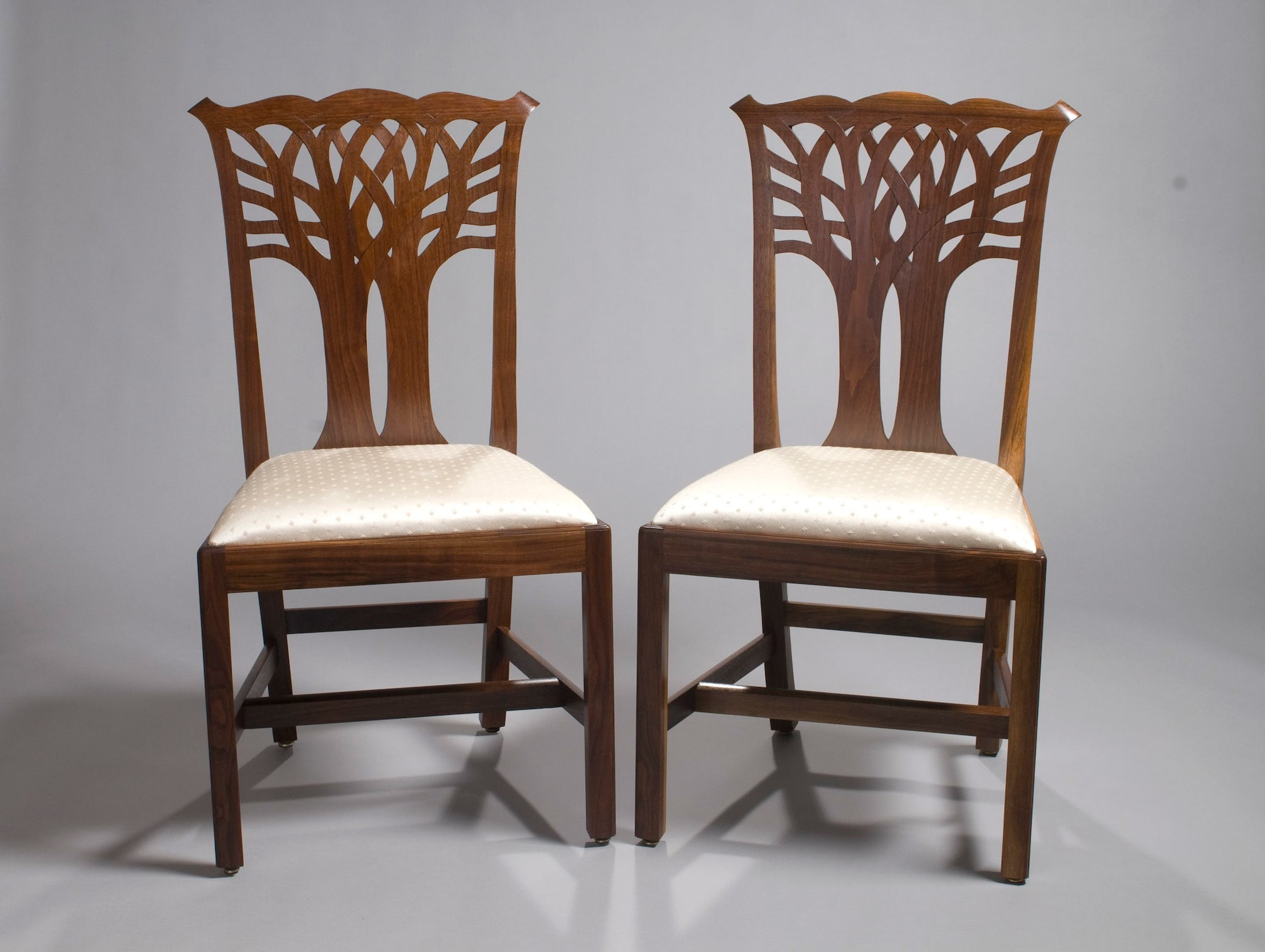 Tree Chippendale Chair